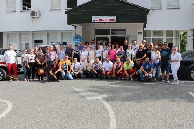 Održana edukacija za kolege ZE-DO Kantona