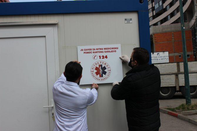 U službi očuvanja zdravlja građana Kantona Sarajevo