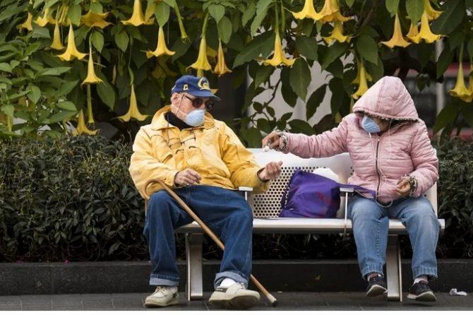 Preporuke za osobe starije životne dobi i osobe sa hroničnim nezaraznim bolestima