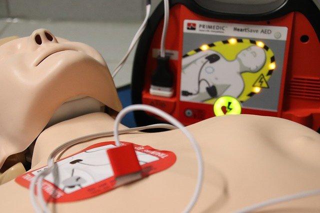 INSTALIRAN AED-E UREDJAJ U HAREMU GAZI HUSREV-BEGOVE DŽAMIJE !!!