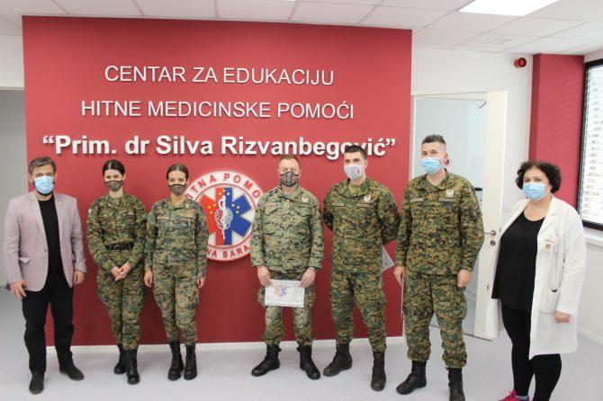 Realizacija ratificiranog Sporazuma  o saradnji Ministarstva odbrane BiH i JU ZHMP KS ❗❗❗