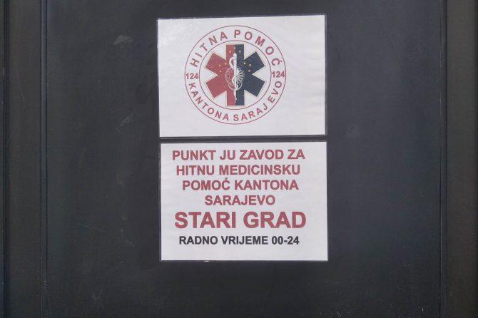 """ZVANIČNO OTVARANJE """"punkta Stari Grad"""" JU ZHMP KS"""